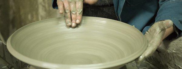 forgiatura ceramica vietrese avossa rossoaltramonto